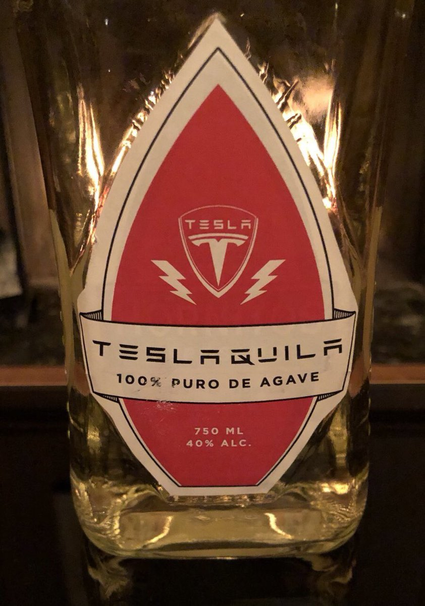 Why Elon Musk's 'Teslaquila' Might Get Into Trouble With Mexico's Tequila Industry | Inc.com