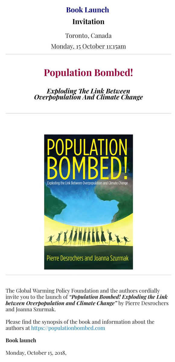 overpopulation global warming