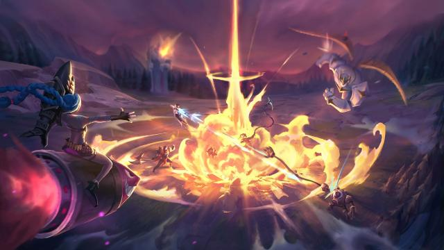 Nexus Blitz is coming back for a 2nd test with new events, improved visuals, and—as always—mayhem! ---> Photo