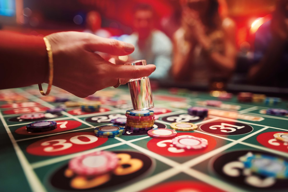 """River City Casino on Twitter: """"#DidYouKnow the marker used to signify  winning bets in #roulette is called a 'dolly.'… """""""