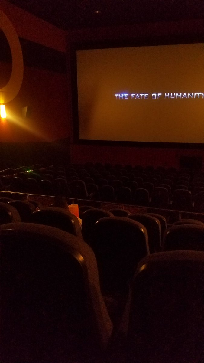 @EmptySeatsPics Friday Matinee for Venom.  #FedUp<br>http://pic.twitter.com/0WaQcTs2MG