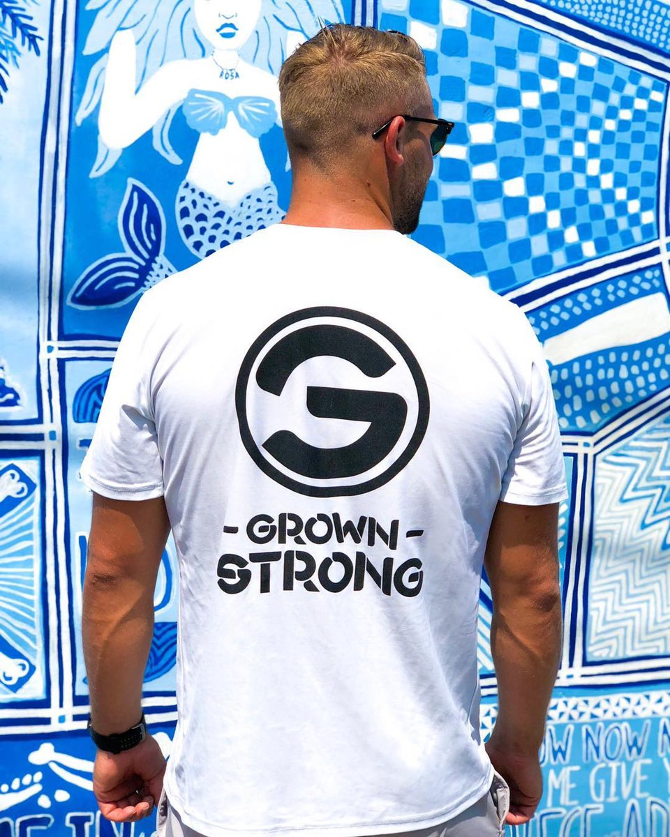 For all the guys messaging me for #GrownStrong shirts...😆 This is for YOU. 👇 ⠀⠀⠀⠀⠀⠀⠀⠀⠀ Shop at grownstrong.com. 🔥