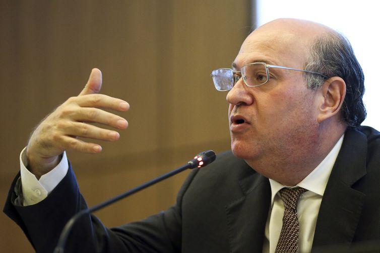 Brasil está bem para resistir a choques, diz Goldfajn para FMI https://t.co/aOKWdqFl2E 📷 Marcelo Camargo/Arquivo/Agência Brasil