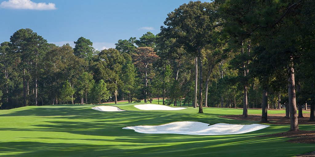 We thoughtfully placed bunkers throughout @BluejackNation to offer shot-making options and scoring opportunities that require golfers to think and make choices.