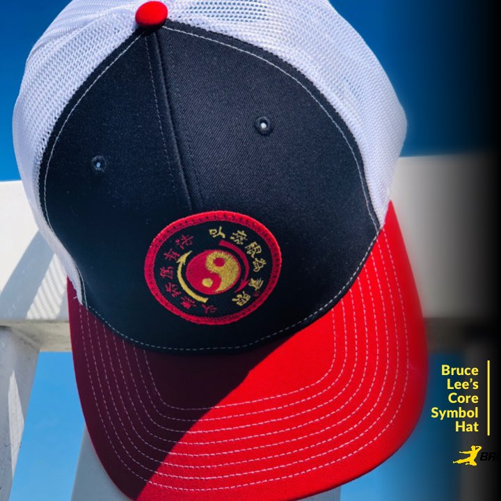 "Bruce Lee on Twitter: ""Bruce Lee's Core Symbol Hat is back ..."