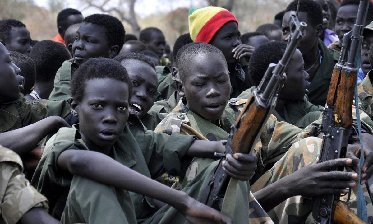 Child Soldiers International Childsoldiersin Twitter