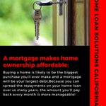 Image for the Tweet beginning: A mortgage makes home ownership