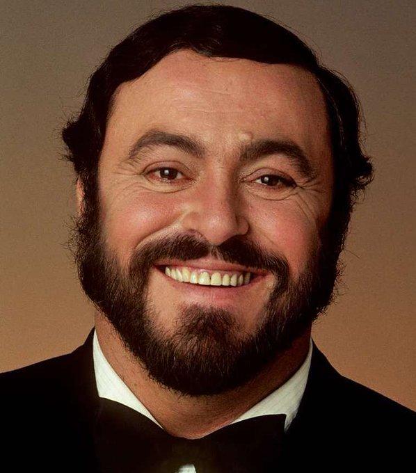 Happy Birthday Luciano Pavarotti (d. 2007)