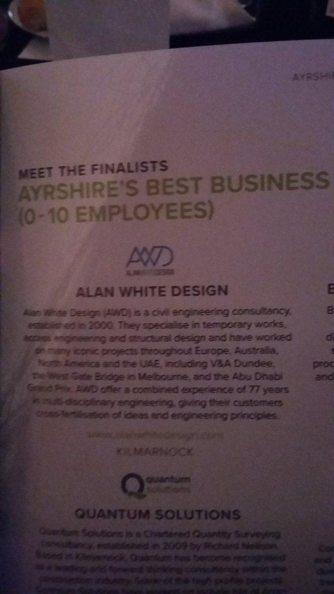 Alan White Design on Twitter: