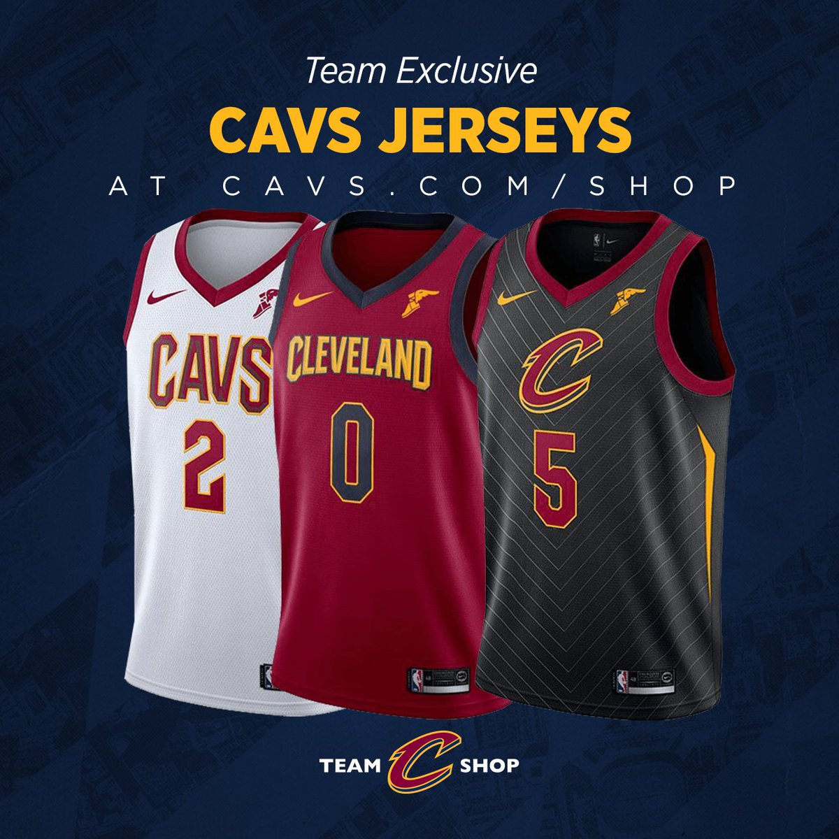 74920030d031 Shop anytime at http   Cavs.com shop ! Don t see the jersey you re looking  for  Sign up for Jersey Restock notifications at ...