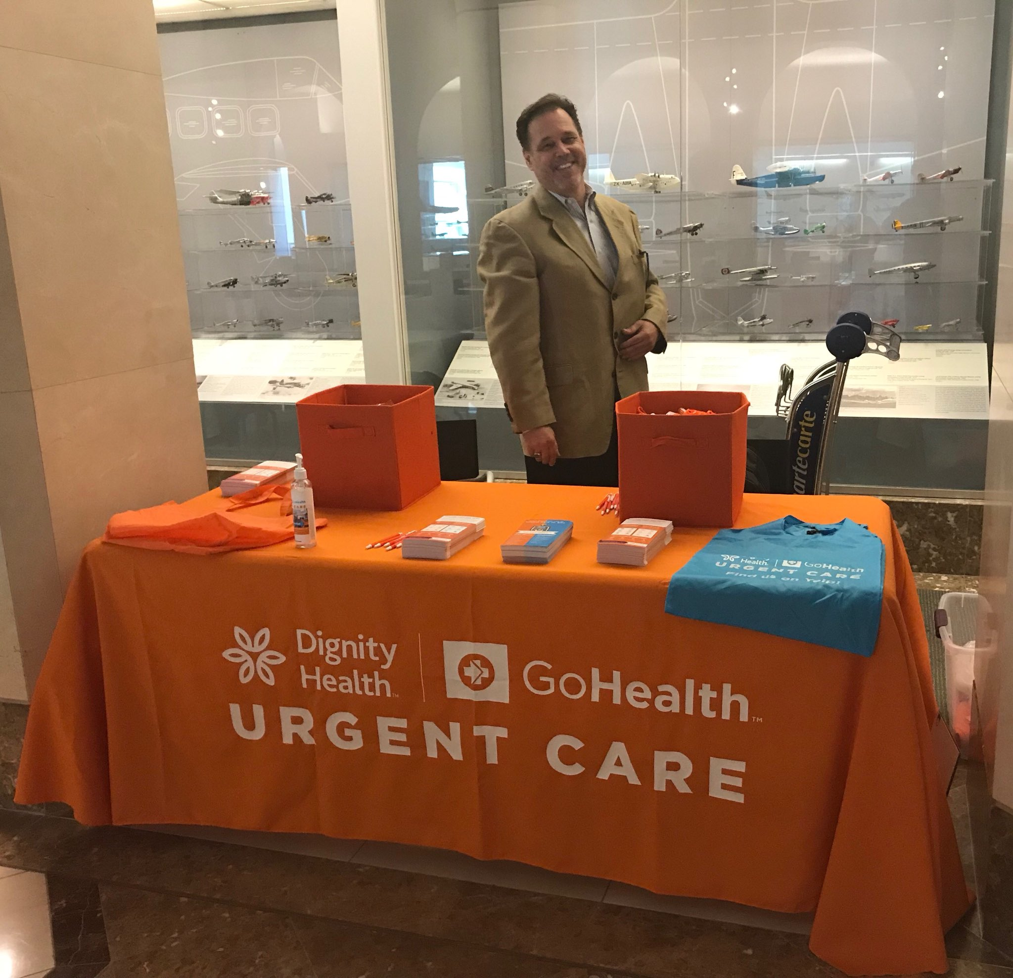 Dignity Health-GoHealth Urgent Care on Twitter: