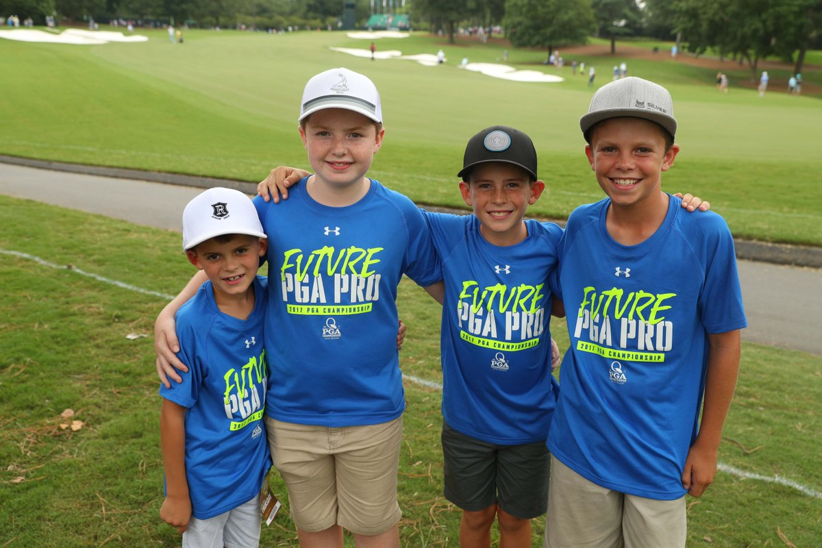 Did you know? Juniors 17 years of age and younger can attend the #PGAChamp for free with a ticketed adult!      https:// bit.ly/2y9ZrM8  &nbsp;  <br>http://pic.twitter.com/RYrh1pDJti