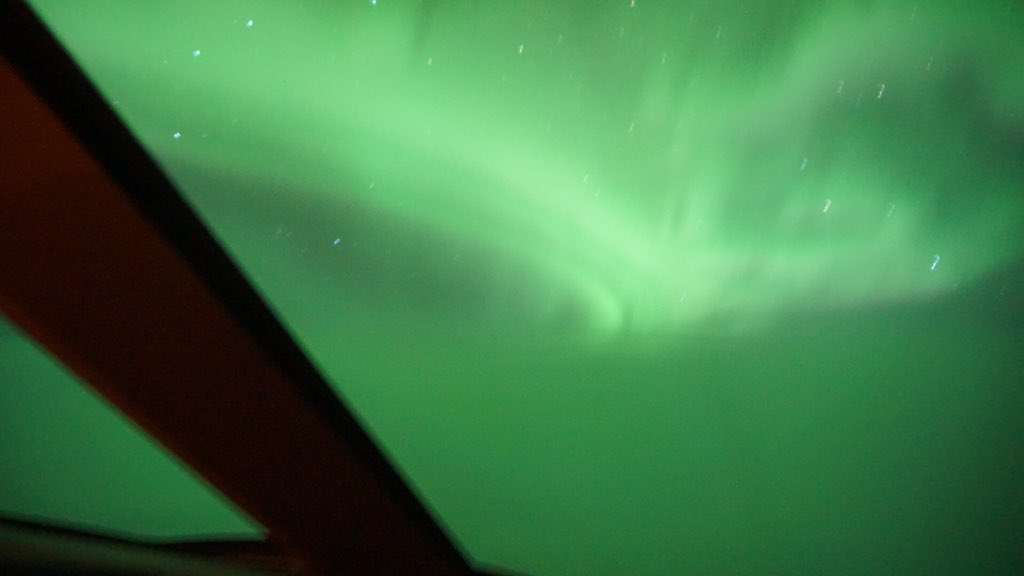 I forgot to post the other #auroraborealis pictures from the other night. Enjoy the green splendour, it was truly breathtaking. #AvGeek #Canada #Space #FridayFeeling #PlaneCrazy @AuroraMAX @BoeingAirplanes @spaceyliz<br>http://pic.twitter.com/PPdadJCgtM