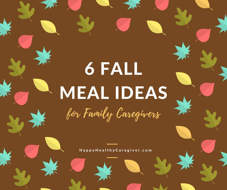 6 Fall Inspired Meal Ideas for Family Caregivers https://t.co/zBOHCKz5KI #fall #fallfood #recipes #squash https://t.co/c4HmhWVzvD
