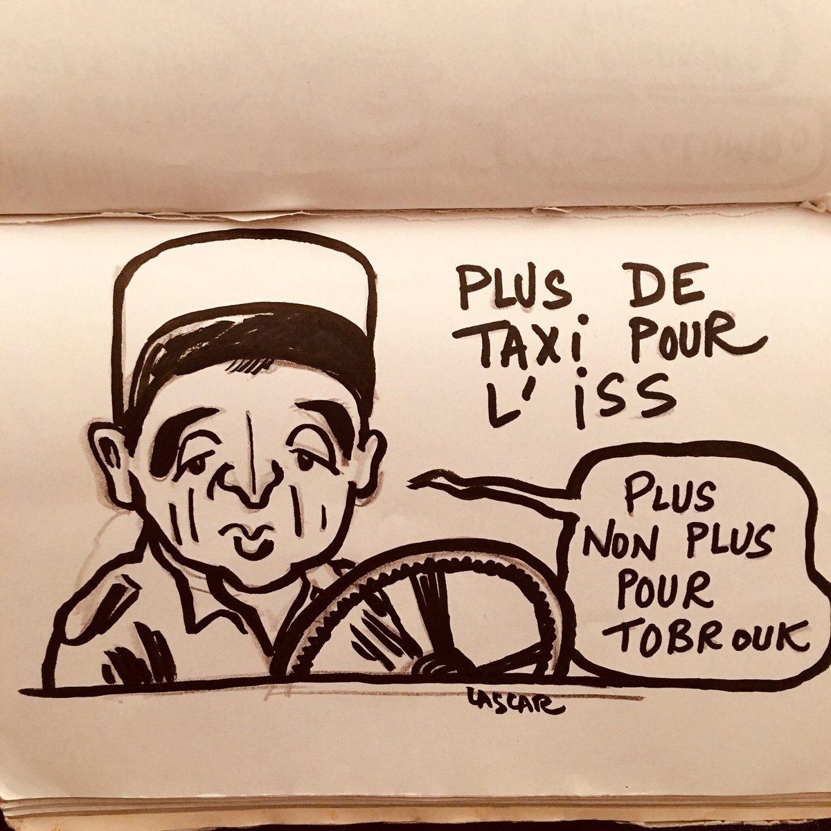 Avec l'accident du #Soyouz, il n'y a plus de taxi pour l'#ISS, la station spatiale internationale... #Aznavour #CharlesAznavour #Tobrouk  - FestivalFocus
