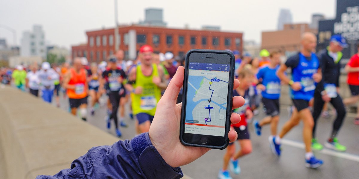Are you going to the #TCSNYCMarathon? Download the Mobile App to track your favorite runners on the 🛣 course on race day, view pro athlete bios and best of all, create personalized Cheer Cards. 💥 Itll come in SUPER handy on race day–get it FREE here: dggt.app.link/hzCe0UdZKG