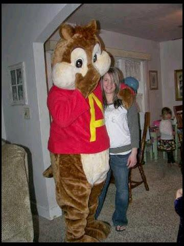 William Downing On Twitter I Have A Mascot Costume For That Also Lol Except It Alvin Chipmunk Https T Co Fszrv7hz41