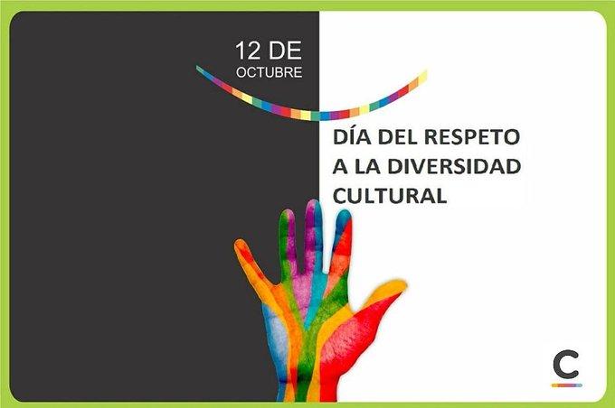 Hoy es el Día del Respeto a la #DiversidadCultural. Una fecha que nos llama a reflexionar sobre nuestra historia, la necesidad de trabajar en promover el diálogo intercultural y comprometernos en poner fin a cualquier forma de discriminación Foto