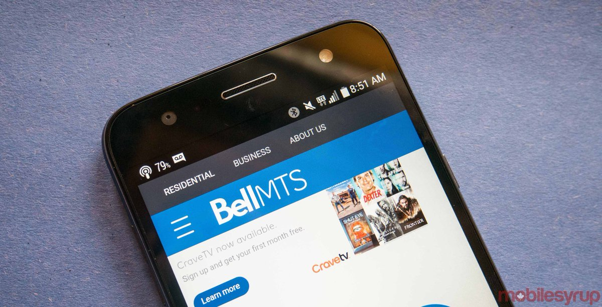 bell mobility sign in