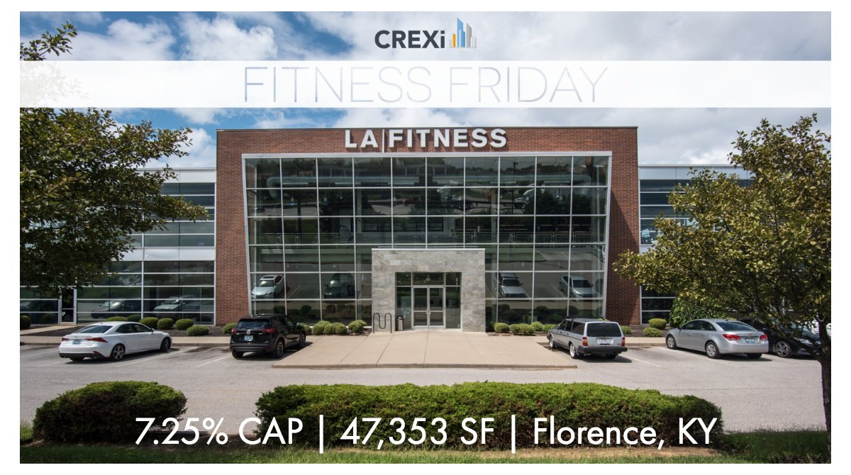Car Dealerships Florence Ky >> Crexi On Twitter La Fitness Florence Ky Absolute Nnn