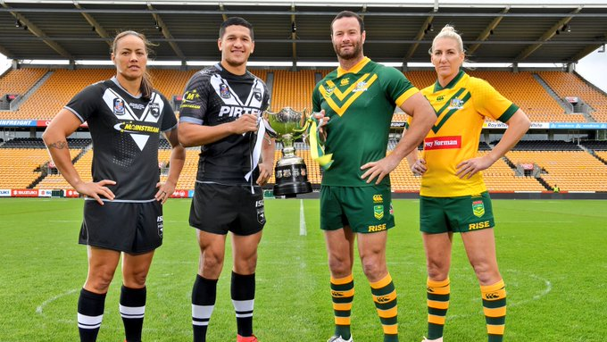 Good luck to our members involved in representative fixtures in Auckland today! 🙌 Australia 🇦🇺 vs New Zealand 🇳🇿- who will come out on top? 🤔 #RoosKiwis #RoosFerns Photo