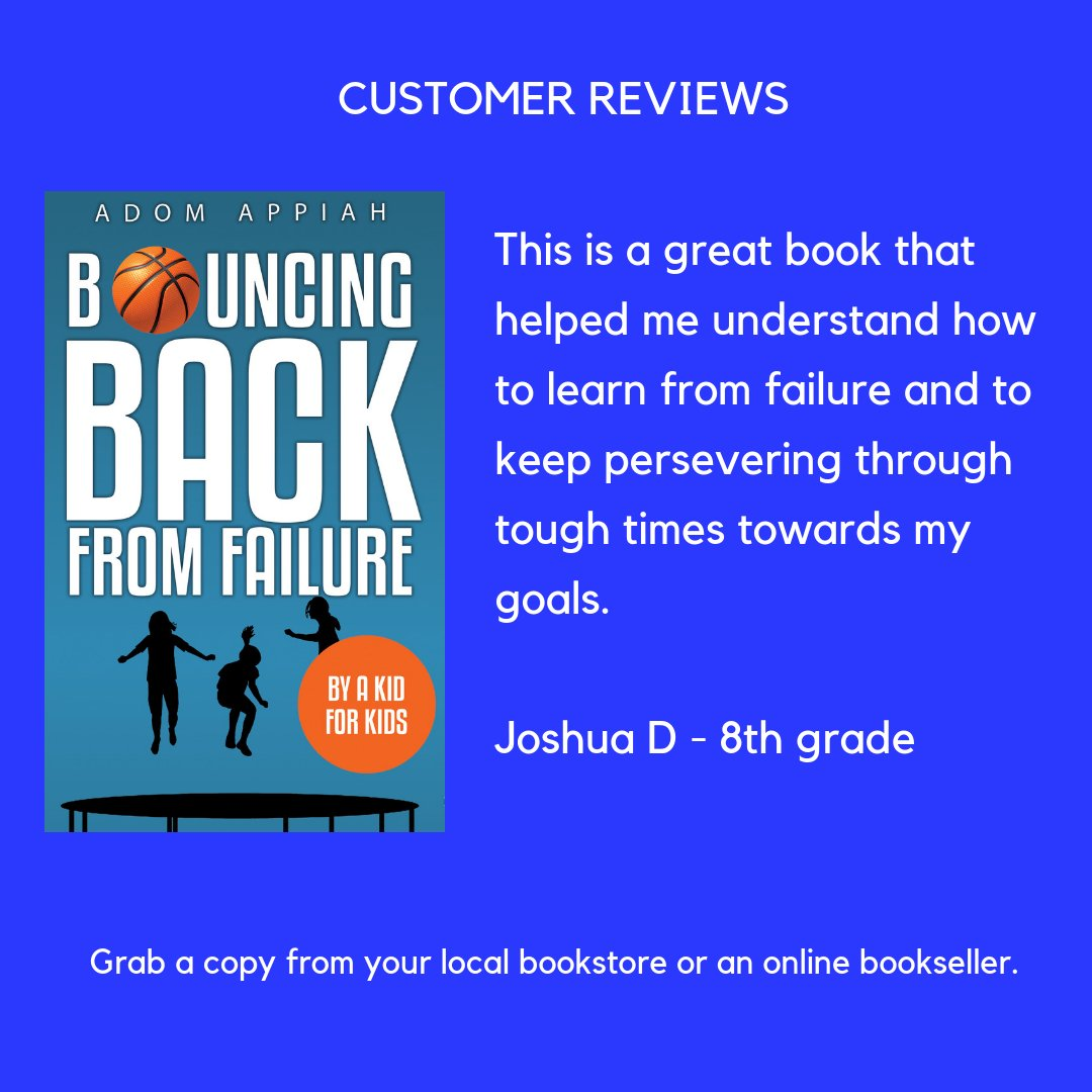 Adom Appiah On Twitter Great Review From An 8th Grader Books