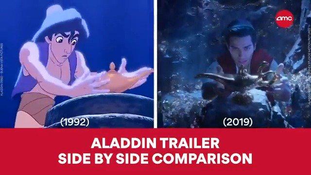 AMC Theatres's photo on Aladdin