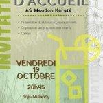 Image for the Tweet beginning: C'est bientôt vendredi 19 octobre