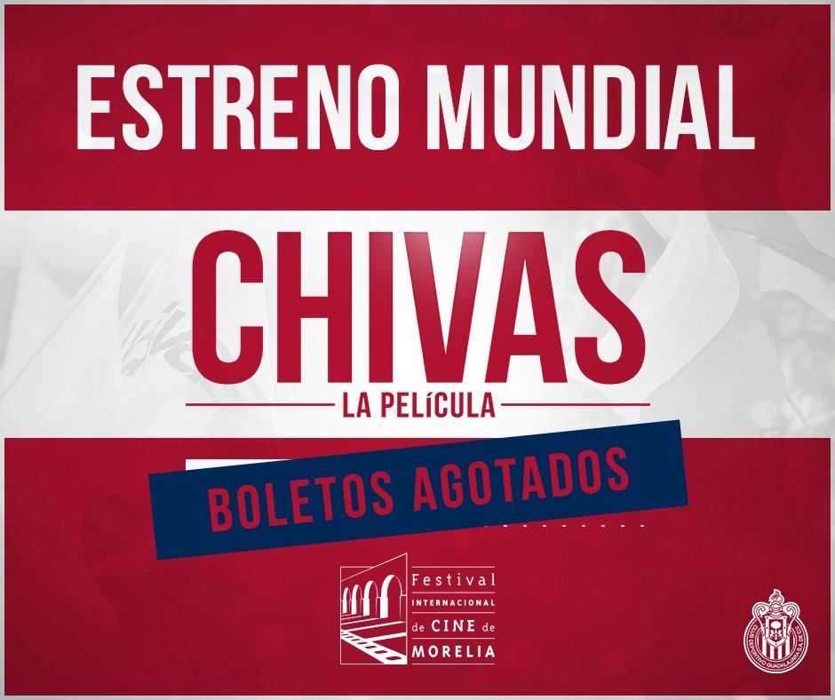 �� No es amor, #EsChivas �� #FICM18 https://t.co/ABJ8cJTwYT