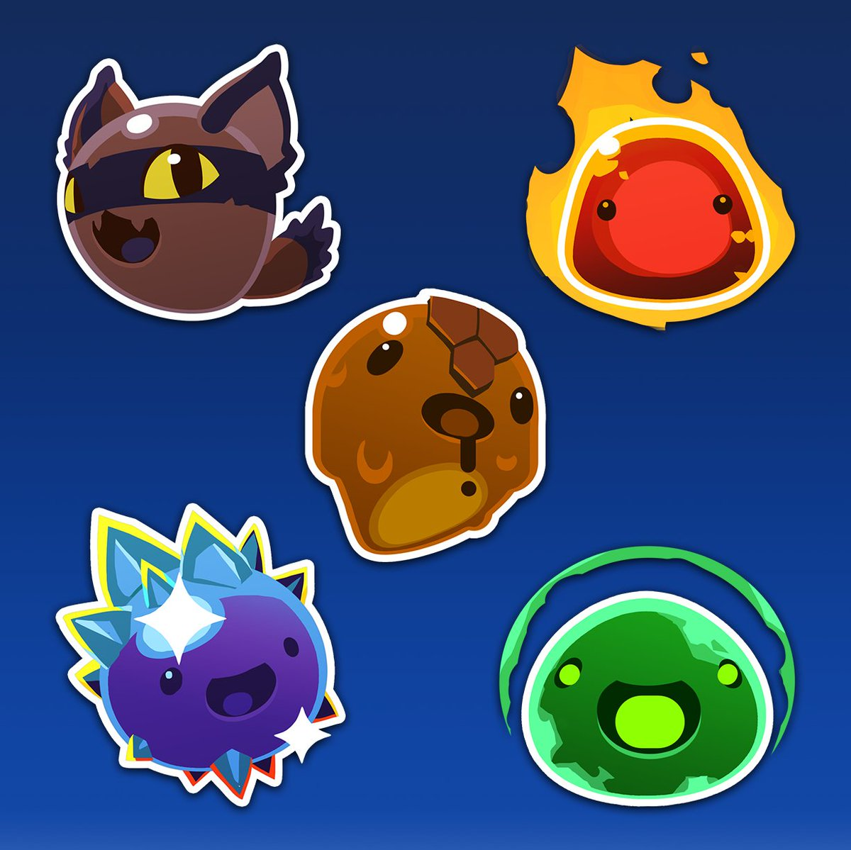 Free Slime Rancher