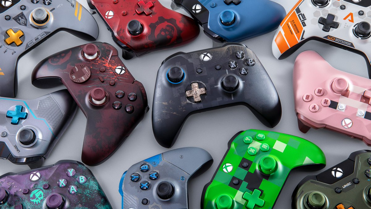 Your favorite game, your favorite #controller. What's your pick? https://t.co/YVUDvImfmh #Xbox
