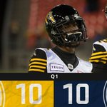 #CFLGameDay Twitter Photo