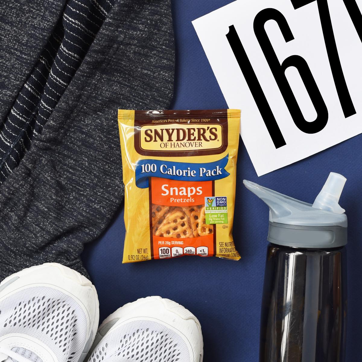 Good luck to all TCS New York City Marathon runners - @snyders will be waiting for you to refuel at the finish line!