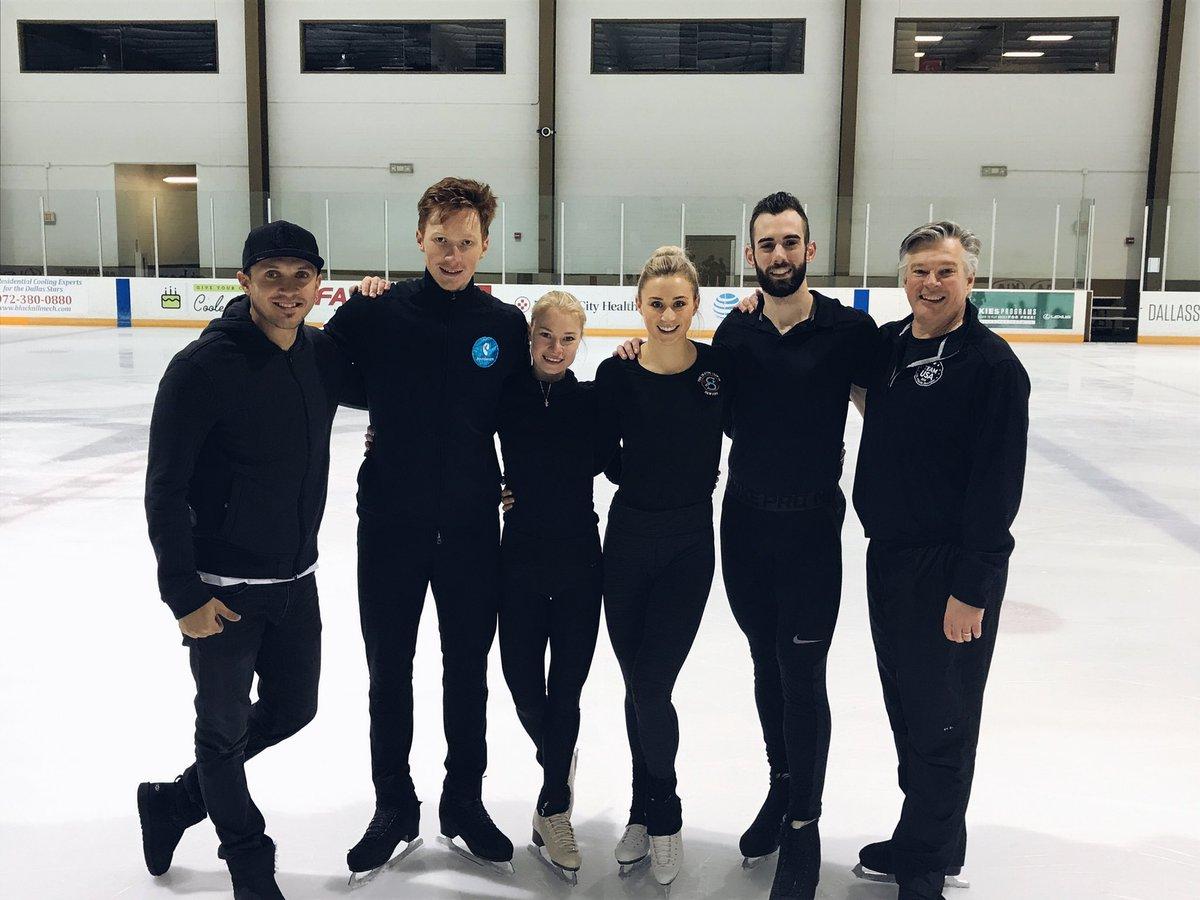 GP - 1 этап. Oct 19 - Oct 21 2018  Skate America, Everett, WA /USA DpWZq9bU4AENiwd