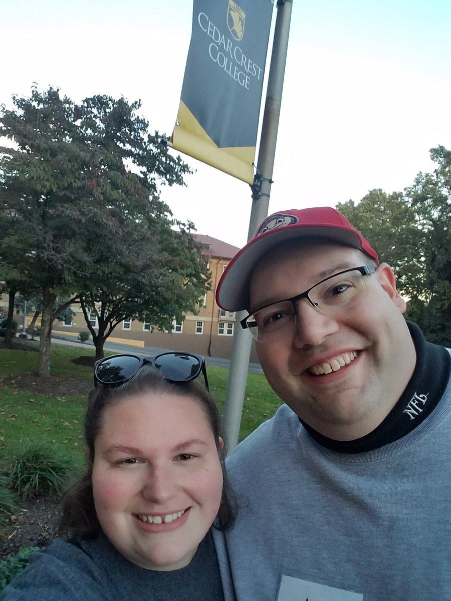Social Media Posts for Cedar Crest College