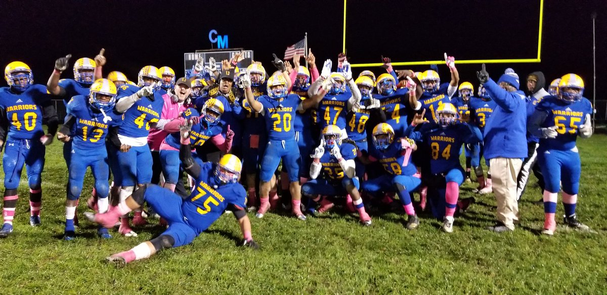 Crete Monee Football On Twitter 49 12 Victory Over