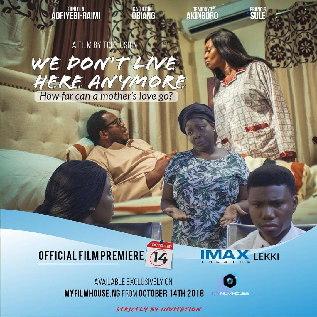 test Twitter Media - Regardless of anywhere you are in the world, you can watch #wedontlivehereanymore online from 14th of Oct. Exclusively available on @myfilmhouse @myfilmhouseww #QueerStories #Featurefilm #alternative #Nollywood https://t.co/YN44naCD7x