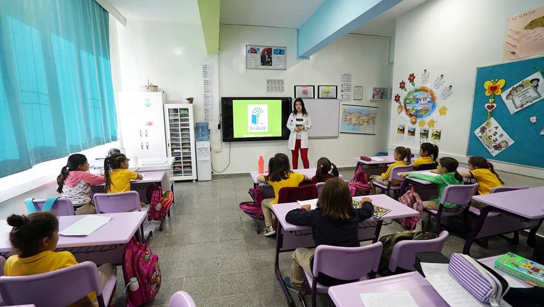 Ozel Erdem Koleji On Twitter Ogretmenimiz Eko Okul Projesi
