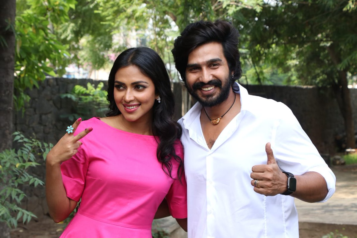 Amala Paul says Bellamkonda Sai Sreenivas can