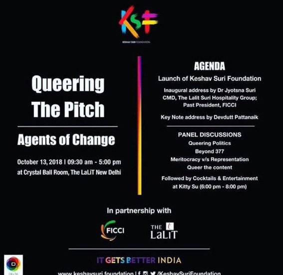 Great knowing about this amazing initiative to bring a change #KSFoundation Photo