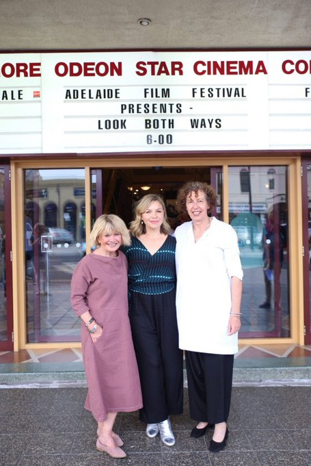 Now on at the Odeon Star Cinema in Semaphore: Look Both Ways! ✨ #ADLFF Photo