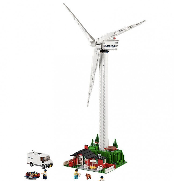 test Twitter Media - .@LEGO_group is launching a wind turbine model that is made out of sustainable bricks and actually works! It is part of Lego's plan to ensure sustainable materials are used in their products by 2030 & in packaging by 2025.  #Renewables #Sustainable   https://t.co/wiWfsOy7qu https://t.co/xATzkEozEn