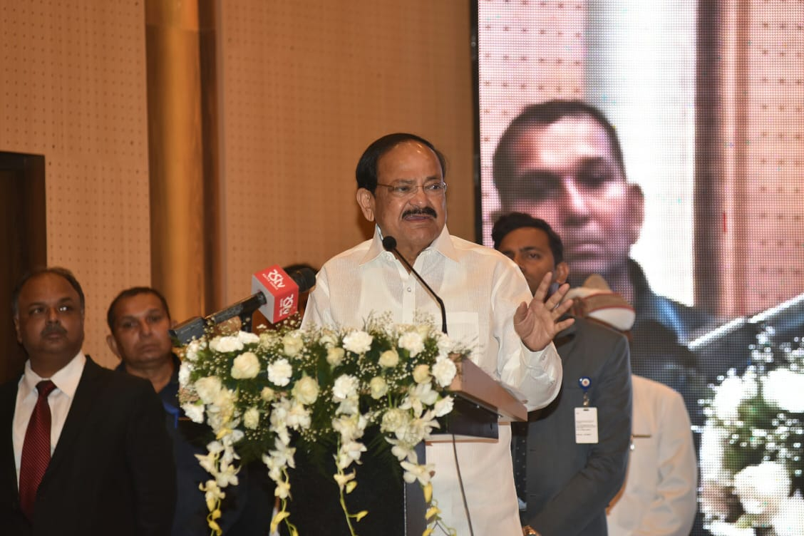 Judiciary plays crucial role in deepening democratic roots: V-P Venkaiah Naidu
