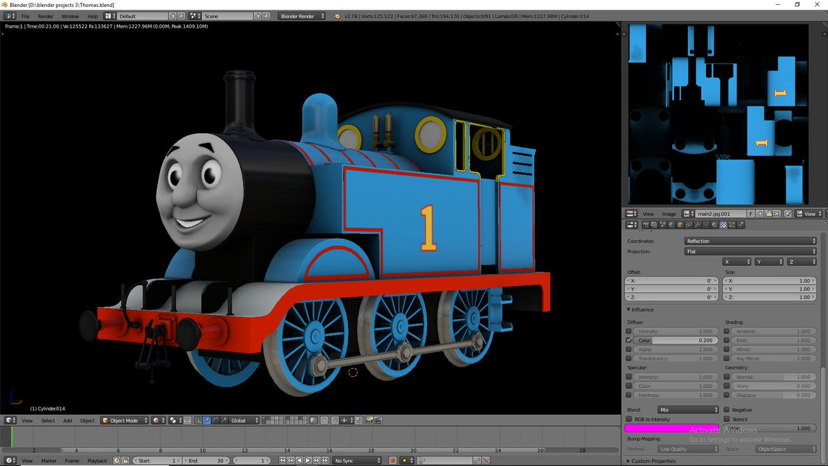 enjoy some S3 thomas filler while       prepare our next big project