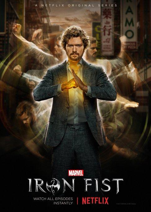 کمتر پیش میاد نتفیلیکس سریالی رو کنسل کنه ولی خب Iron Fist بعد از دو فصل پخش دیگه جایی بین سریالهای نتفیلیکس نداره #IronFist #Netflix Photo