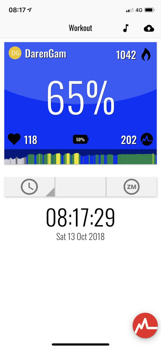 RT @DarenGame: Morning workout complete! Time to enjoy the day now! @Bannatyne @MYZONEmoves 👍🏼💪🏼🥊 https://t.co/4p2S3edMRN