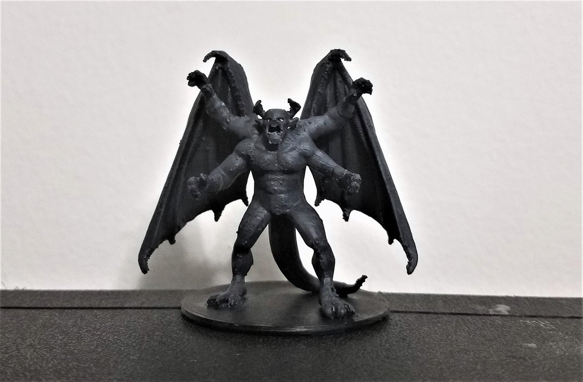 picture about Free 3d Printable D&d Miniatures named Miguel Zavala upon Twitter: \