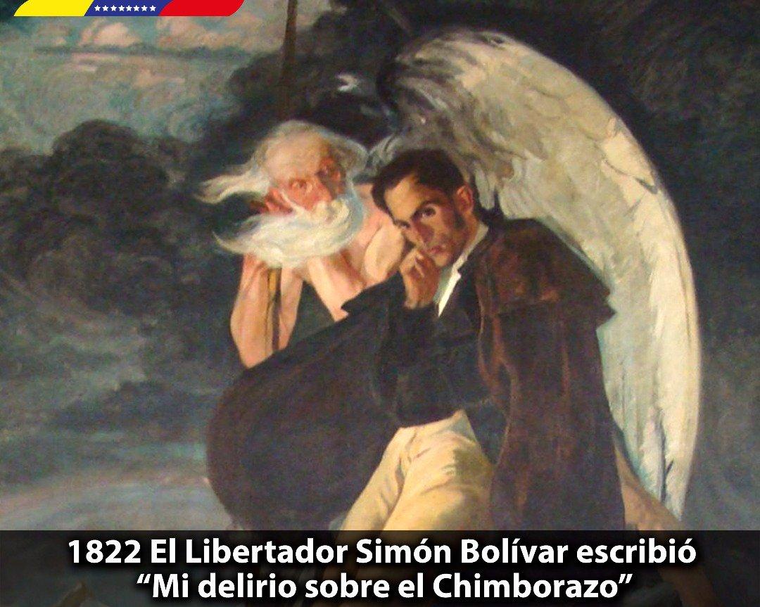 Hoy - Bolivar, Padre Libertador. Bicentenario - Página 13 DpY0zrzWsAIkRqd