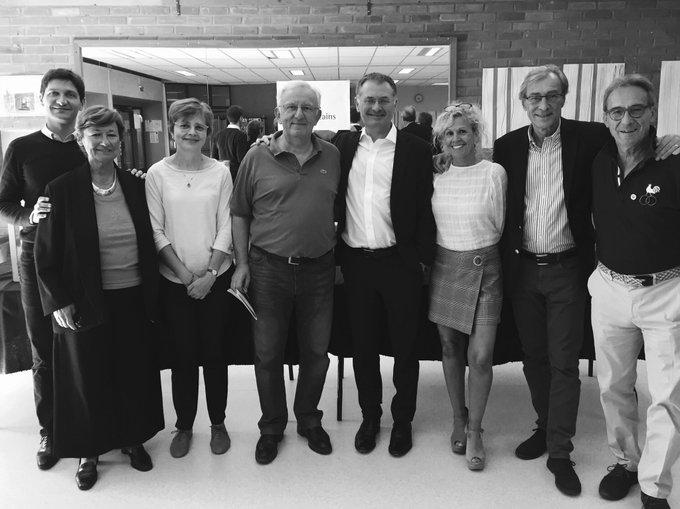 Le tour du 92 des bureaux de vote #ElectionsInternes2018 continue dans la belle ville de Châtenay avec son maire Georges Siffredi, qui est notre secrétaire départemental, et Carl Segaud @isalajeunie dirigera la #Circo9213 Sceaux et BGLR ancienne circo de @DevedjianP Photo