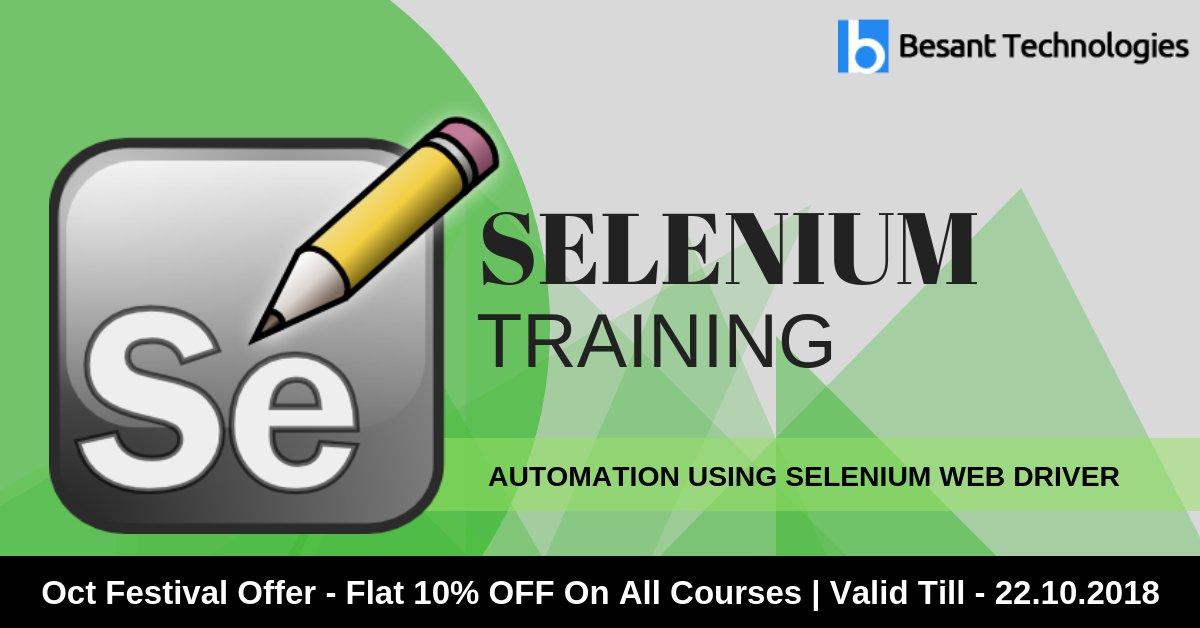 Selenium testing tool